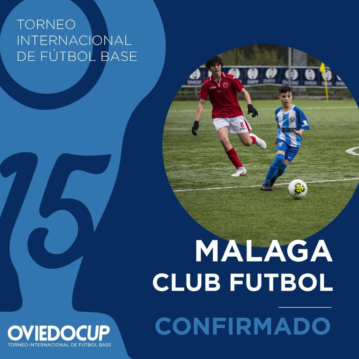   EQUIPO CONFIRMADO   Hoy es el #DíaDeAndalucía... y qué mejor que anunciar a nuestro tercer equipo andaluz del torneo   ¡¡Los boquerones estarán presentes en la #OviedoCup2020!!  @MalagaCF  #TorneoInternacional #FútboBase #OviedoCup #XVEdición #SemanaSantapic.twitter.com/5nMKaDs2BX