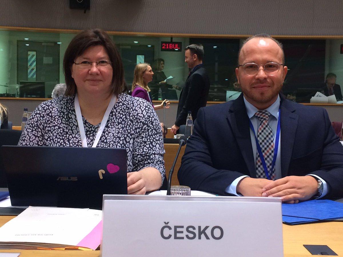 Zajímavá debata na Radě #COMPET za účasti #msmtcr k zapojení třetích zemí do #HorizonEU. Musíme zachovat spolupráci s tradičními partnery včetně 🇬🇧, ale ne na úkor zájmů 🇪🇺.
