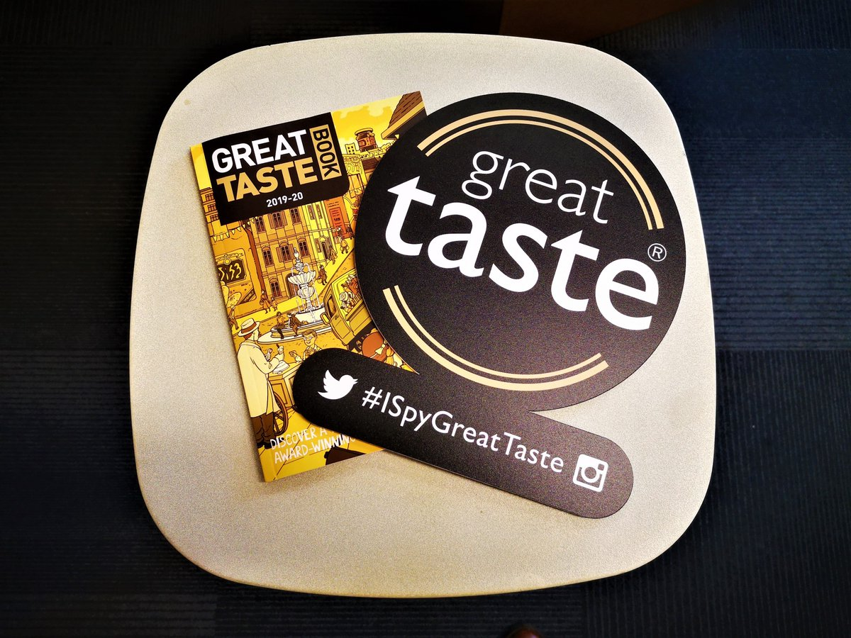 Did you know we are a Great Taste Retailer? Come and see what 3 star - exquisite, 2 star outstanding and 1 star simply delicious products we offer in-store. We are always looking to provide our customers with the best. #greattasteawards #ispyGreatTaste #jarpacketbottleorbagpic.twitter.com/EaGh7Od7oE