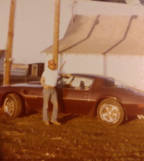 Happy birthday to my father!  Burt Reynolds had a huge influence on him!