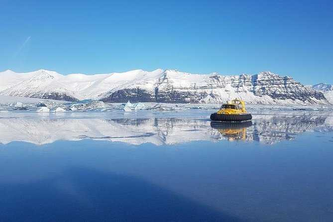 Jokulsarlon #Glacier Lagoon Hovercraft Sightseeing Tour 🇮🇸  http://bit.ly/2uBVQaU  More #activities & #tours on #Hostelman at https://www.hostelman.com/events/  #Iceland #activity #tour #sightseeing #travel #traveling #travelling #vacation #vacations #hostelmansworld #getyourguide