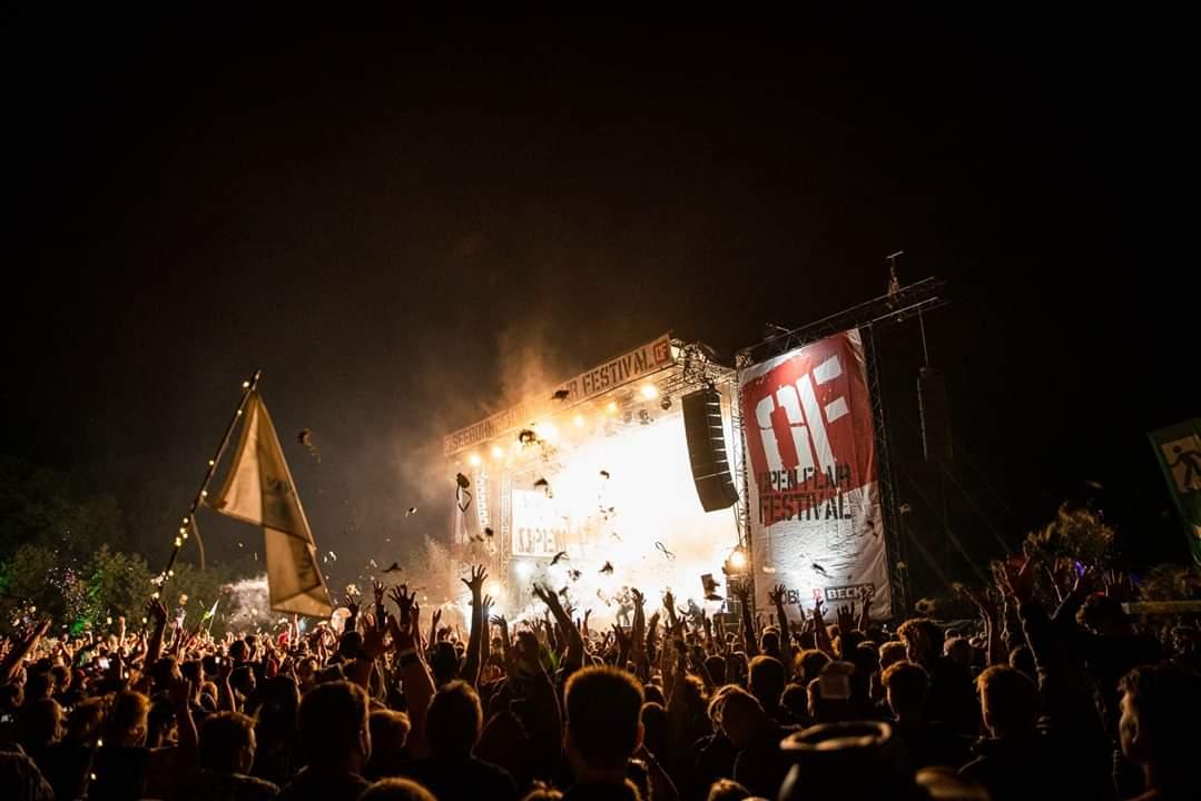 Der Frühling kann kommen: Bereits diesen Sonntag, 01.03., geben wir neue Bands für das 36. Open Flair Festival vom 05.-09. August 2020 bekannt! Gleichzeitig müssen @counterfeitrock ihren Auftritt aus terminlichen Gründen leider absagen.pic.twitter.com/wH2nDfhFST