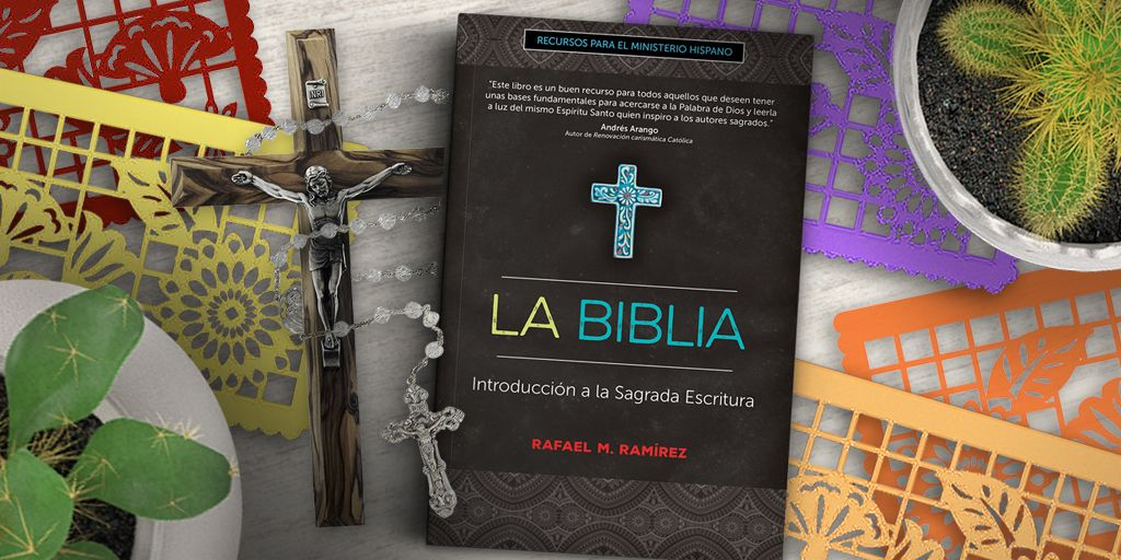 Love for the Bible is at the heart of Hispanic Catholicism.  Rev. Rafael M. Ramírez shows how the loving self-communication of God in scripture can be interpreted and applied to our lives in powerful ways in Spanish ministry book, La Biblia. Get it here: https://buff.ly/2uA2bUg pic.twitter.com/JQlM7C8MLc