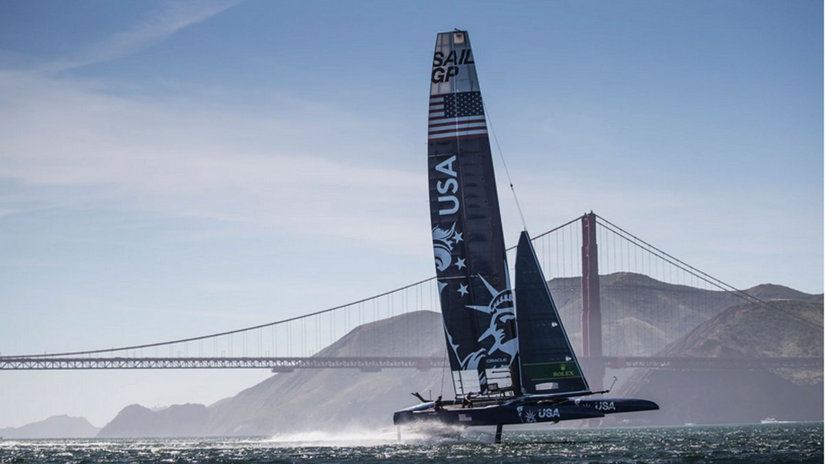 U.S. SailGP Team Announces Season 2 Roster - The 2020 U.S. SailGP Team's roster of America's Cup athletes, World Match Racing Champions, and Tokyo 2020 Olympic hopefuls that includes Rome Kirby, Taylor Canfield...  #travelphotography #centerconsole #love