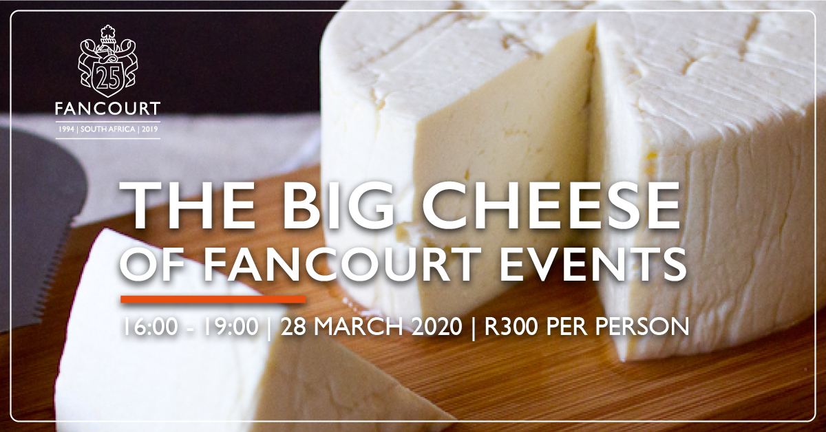 Take a chunk out of Fancourt's delectable cheese-making masterclass this March. You'll learn how to make salty Feta, Halloumi, Ricotta & creamy Mozzarella which you'll get to take home & enjoy with family and friends.   Contact Sharon 044 804 0437 or email sharonm@fancourt.co.za pic.twitter.com/7yn2Et49Rc