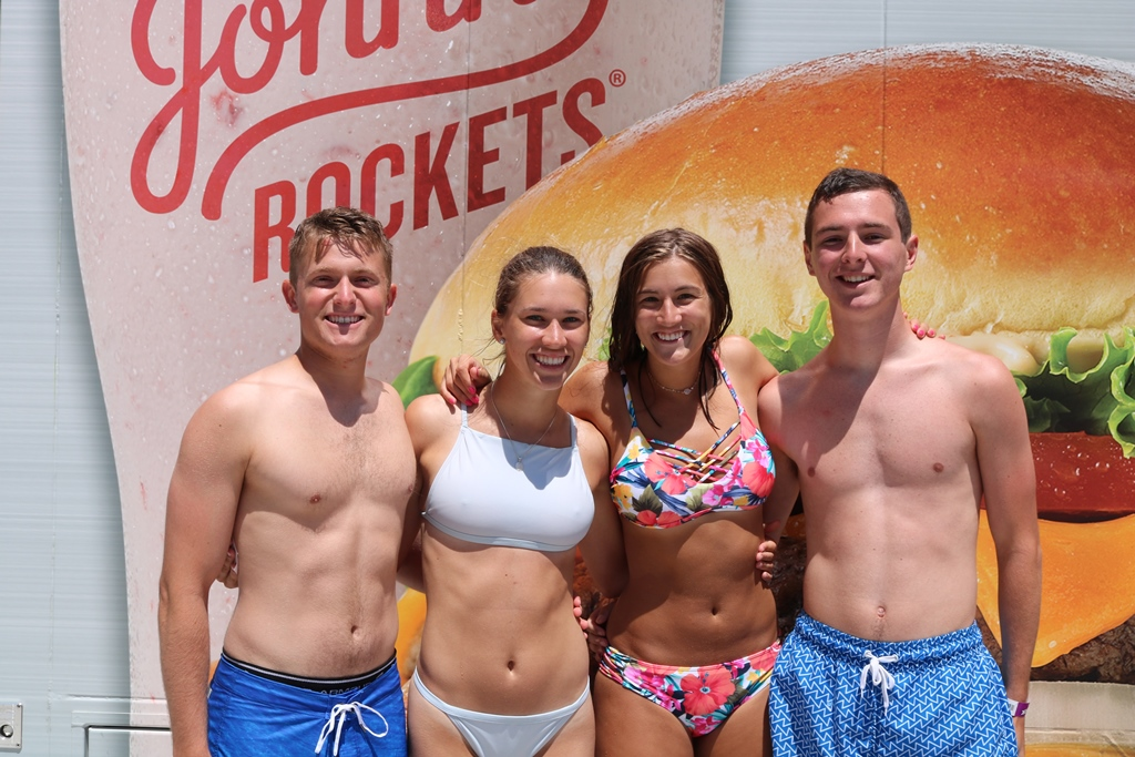 Did you know our Family 4-Pack includes Admission AND a Combo Meal with each ticket purchased?  Get yours now for $36.99 each when you buy 4 or more!  Buy yours here:   #NoahsArkWaterpark #AmericasLargestWaterpark #Summer #WisconsinDells