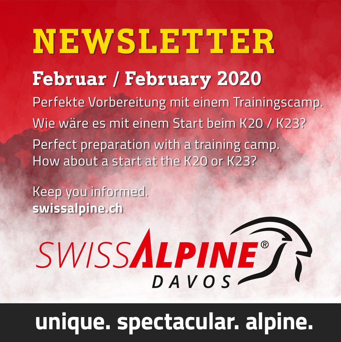 Es ist Zeit für Swissalpine News! https://mailchi.mp/swissalpine/newsletter-februar_2020_de…  Its time for Swissalpine News! https://mailchi.mp/swissalpine/newsletter-february_2020_en… .  #swissalpinedavos #davos #davosklosters#trailrunning #running #trail #trailrun #trailrunner#ultratrail #hike #hiking #berglauf #onrunning #runonclouds #migrospic.twitter.com/V9RpahHwCH