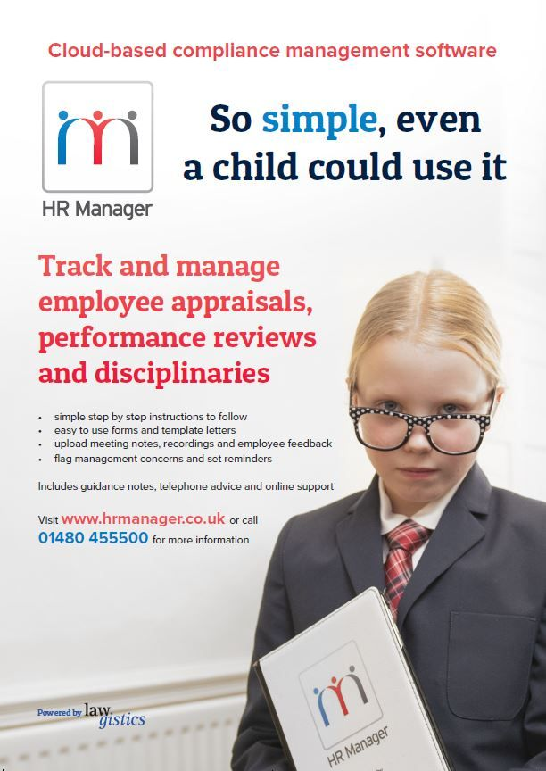 Use our award winning @The_HR_Manager compliance software to carry out employee appraisals https://buff.ly/2w43Bng #HR #Workshop #Automotive pic.twitter.com/ipcJZqrkDA