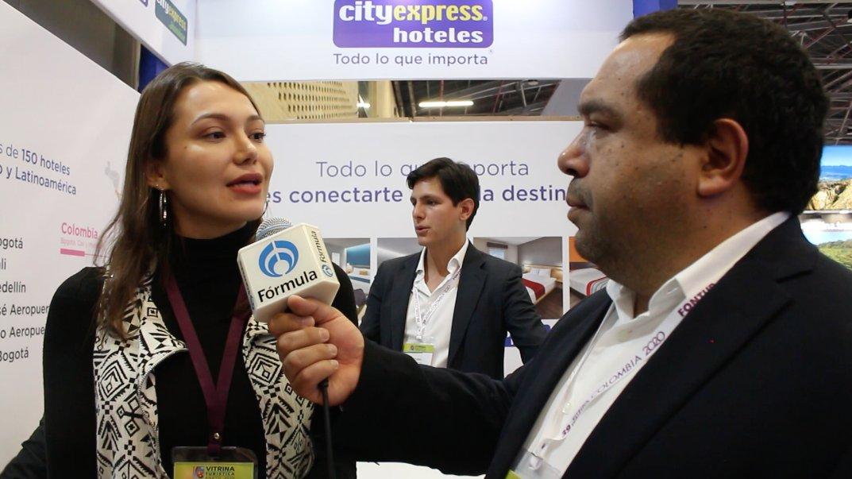 Parte de nuestro día dos en #ANATO2020 @anatonacional, en la cobertura para @itinerariomex @Radio_Formula, conversamos con @CityExpressMX @InfoConextur @DisneyParks @YucatanTurismo, entre otros destinos. Mañana toda la información en #Telefórmula y #RadioFórmula