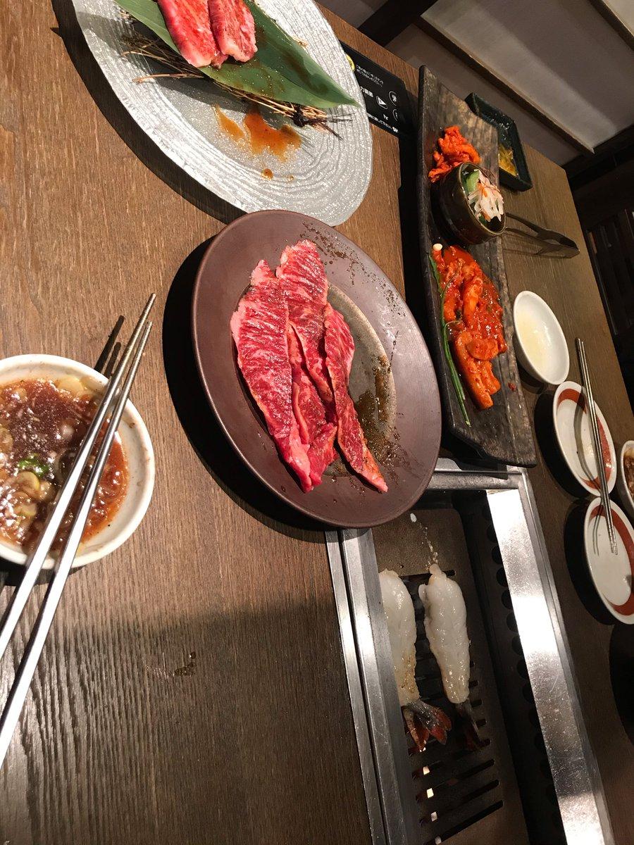 RT @kurochan96wawa: やっと捕まったしん! なので、まだ2人からは連絡なかったけど終了だしん!! 肉食べるしん! 今日は色々あったしんけど、結果オーライ♪ https://t.co/bwy50Y4aA2