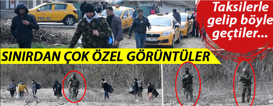 This image clarifies that Turkish government organizes Syrian refugees to cross European borders ILLEGALLY so Erdogan can put pressure on EU to get what he wants (money+support 4 radical islamists).  Once you appease a dictator then you are a lost case A.Merkel, can you hear me? pic.twitter.com/Fe4Zswhyqg