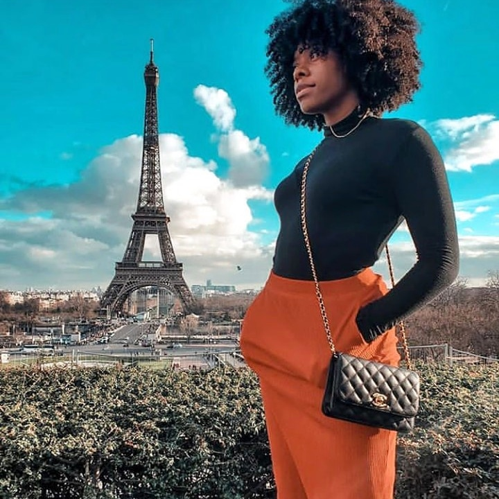 You make sure your style is always on point when you go to:  1/NYC 2/London 3/Paris 4/Milan 5/Kigali 6/other(name where) _______________________________________________ 📷: brianii #voyager #melanin #blackisbeatiful #instatravel #traveler #photooftheday #photographer  #beauty