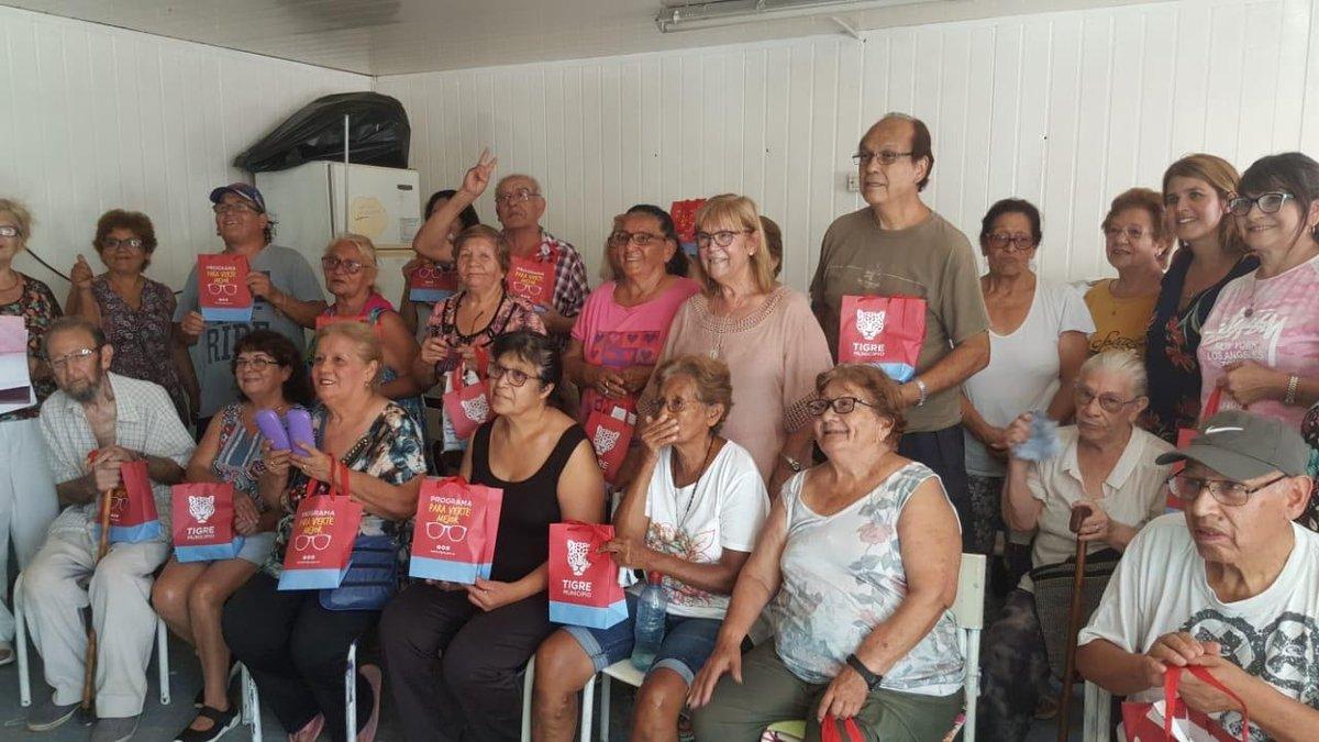 En Don Torcuato, el Municipio entregó más anteojos a adultos mayores -  . . . . . #ZonaNorte #Informacion #Diario #SanFernando #SanIsidro #Tigre #VicenteLopez #SanMartin #24Norte #Noticias #Actualidad #like4like #instagood #photooftheday #love