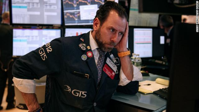 The Dow opened 750 points down, marking its seventh-straight day in the red as coronavirus fears continue to mount https://cnn.it/32C4wuk