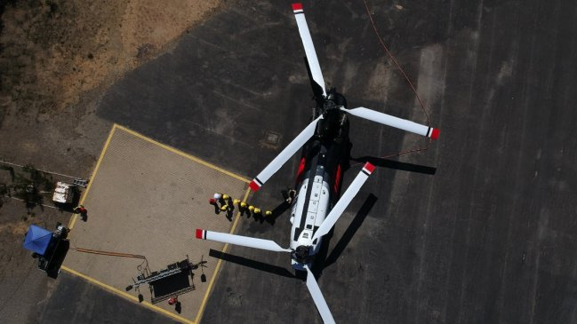 RT @Cooperativa Intendente anunció que 37 aeronaves combatirán incendios en el #Maule #CooperativaRegiones https://t.co/H7UUEkceEg
