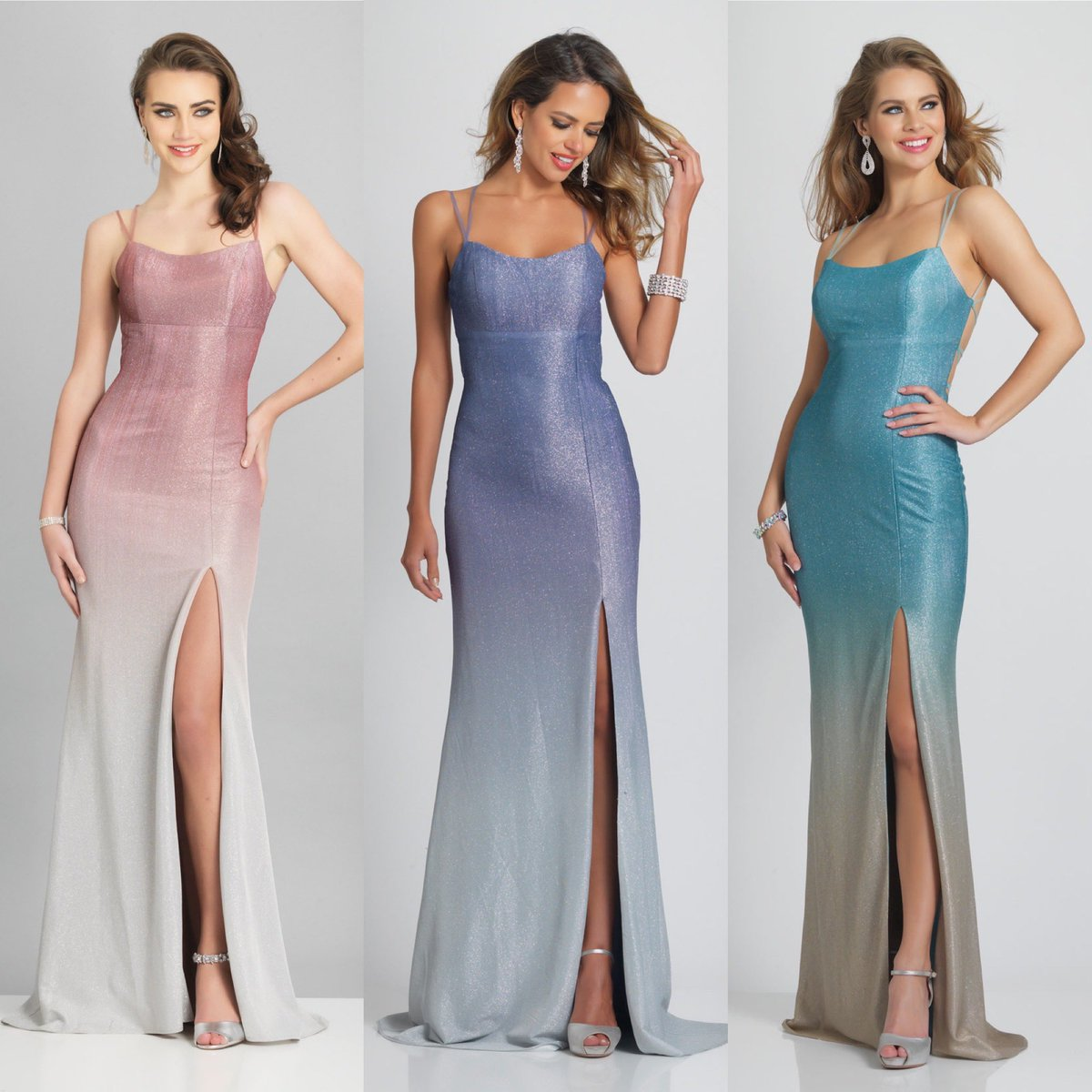 What's your favorite color? Rose, Purple or Teal? {a8358} . . . .   #onlineshopping #onlineboutique #daveandjohnny #prom #pretty #details #promseason #details #formal #new #love #spring #designer #dresses #dramatic #event #newyork #manhattandress