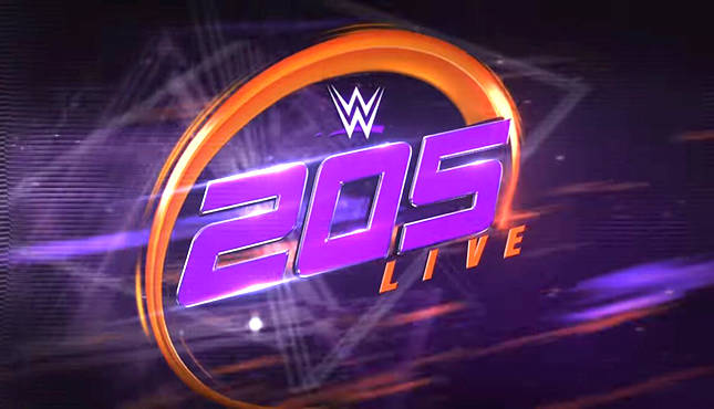 ** SPOILERS ** WWE 205 Live Tapings From Before Tonight's SmackDown