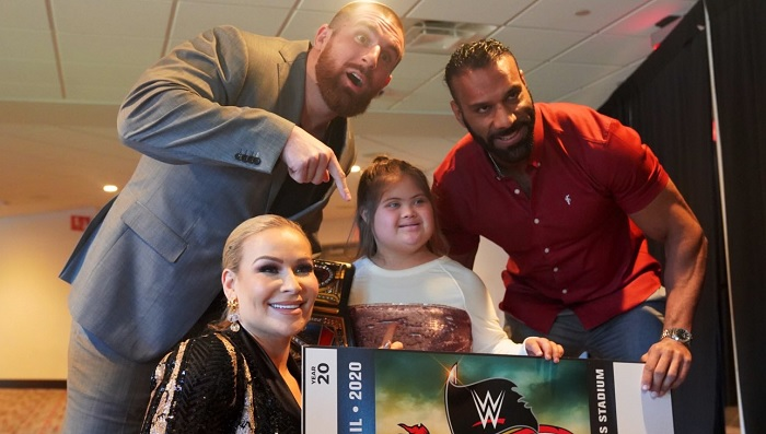"The Road To WrestleMania 36 Luncheon: Stephanie McMahon Grants ""Make-A-Wish,"" More"