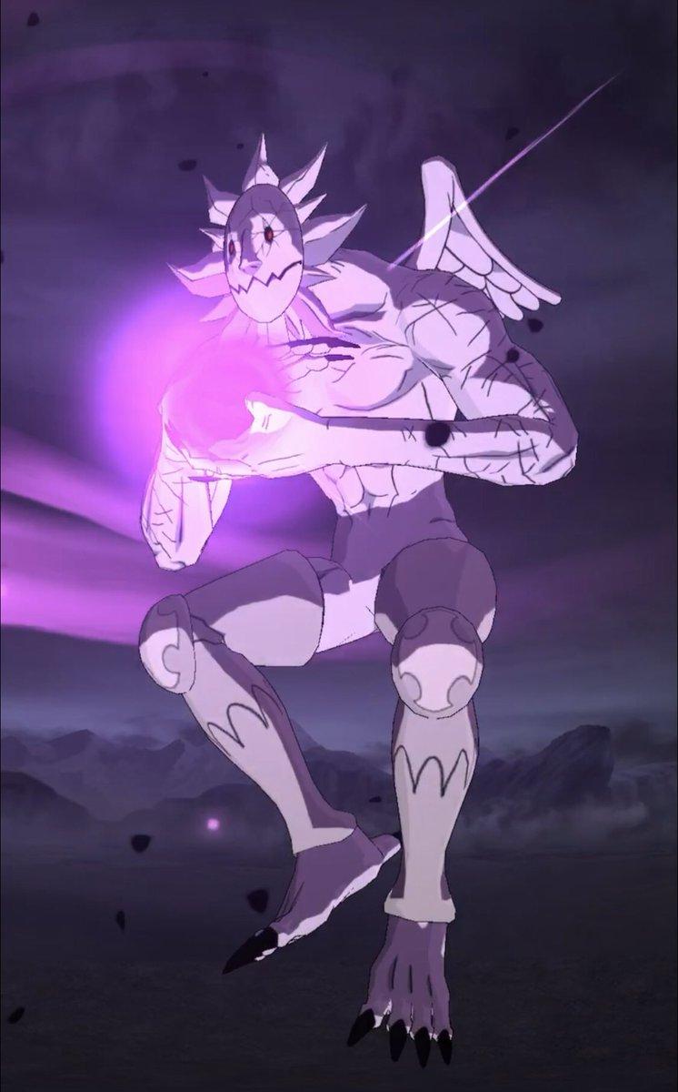 【グラクロ】第192話 リオネス防衛戦 魔神の侵攻 闘級150000 灰色の魔神攻略 七つの大罪 光と闇の交戦