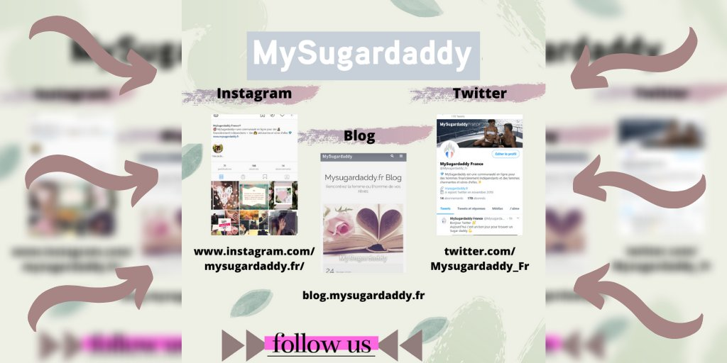 Petit update de nos réseaux sociaux ! N'hésitez pas à venir nous rejoindre !🙂 #follow #Instagram #blog #Twitter