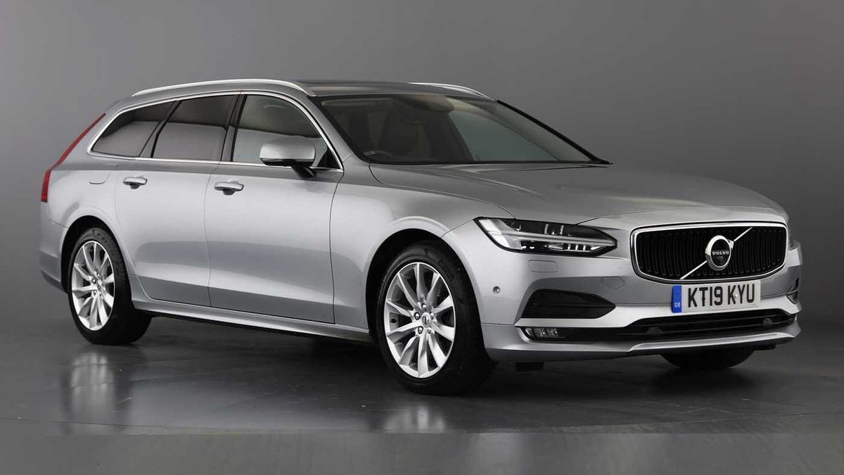 📍 Volvo Cars #Dundee The 2019 #Volvo #V90 😍 Current Price - £25,500 💷 Current Mileage – 13,790 miles on the clock ⏲ 📲 #Follow the link to #book your test #drive  #Scotland #News #RT #FF #FollowME #AutoFollow #SoUGoFollow #相互フォロー