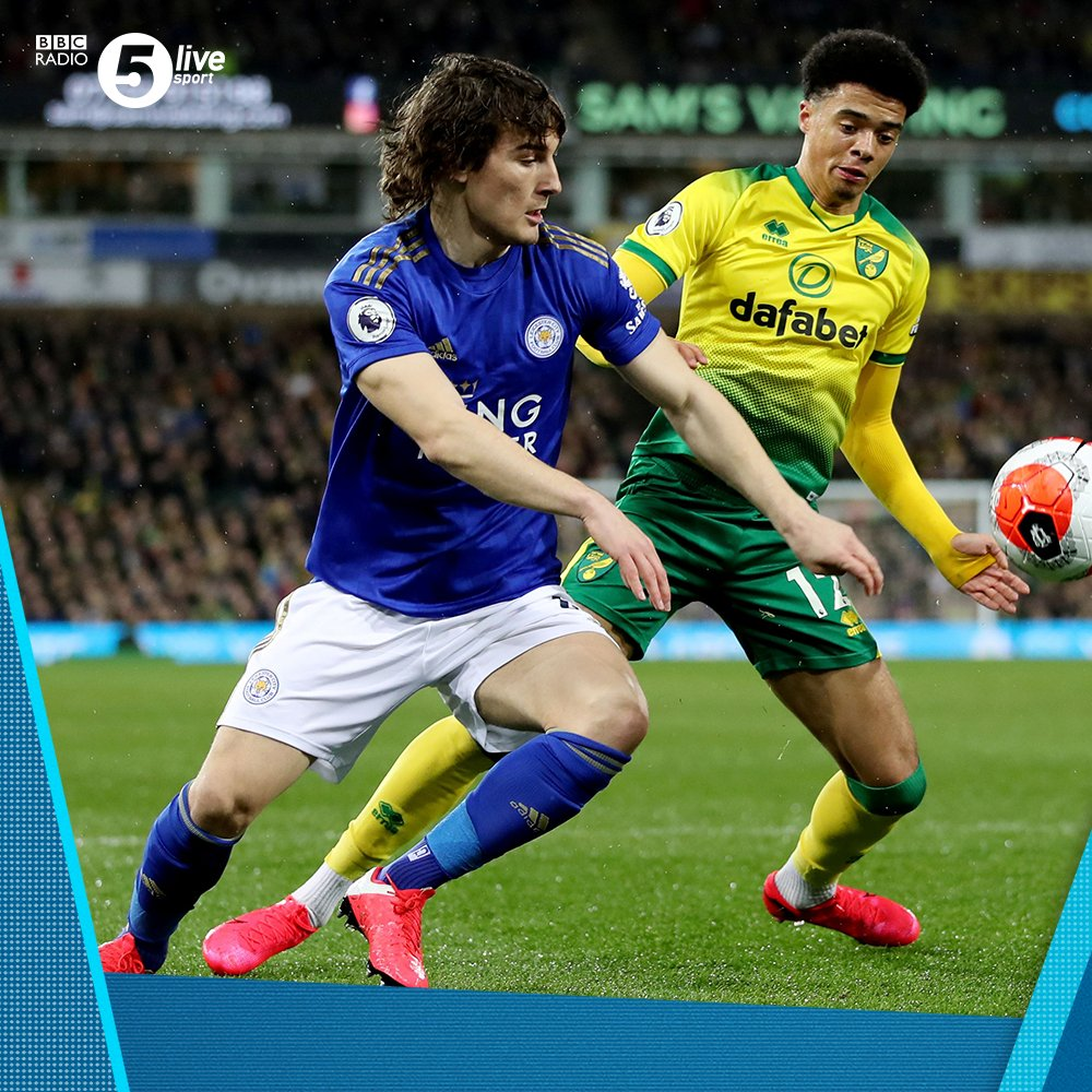 Latest - 29'🟡 Norwich 0-0 Leicester 🦊Both teams have had chances but it remains goalless 🔒Listen 👇📲: http://bbc.in/2wQL9SH#bbcfootball #NORLEI