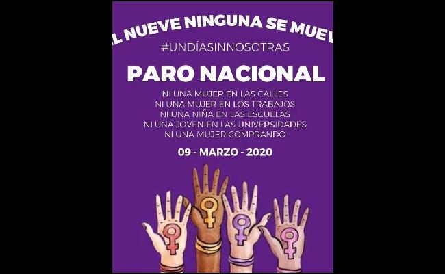 No más días sin mujeres #Artículo de @JoseRubinstein http://eluni.mx/kxqx3pse_