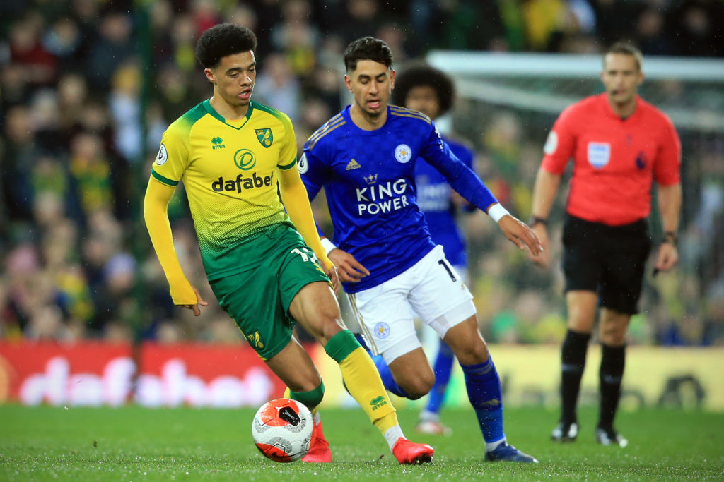 Norwich have had some decent chances - but it remains goalless at Carrow Road.#NORLEI live text: http://bbc.in/2TbPvg5#bbcfootball
