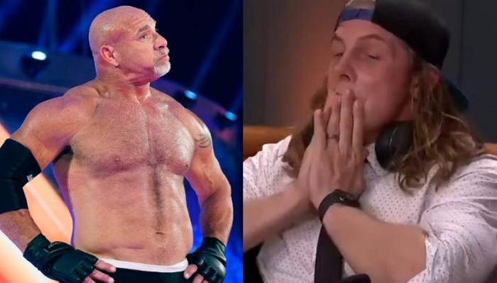 Matt Riddle Taunts Goldberg After Victory Over Bray Wyatt At WWE Super ShowDown