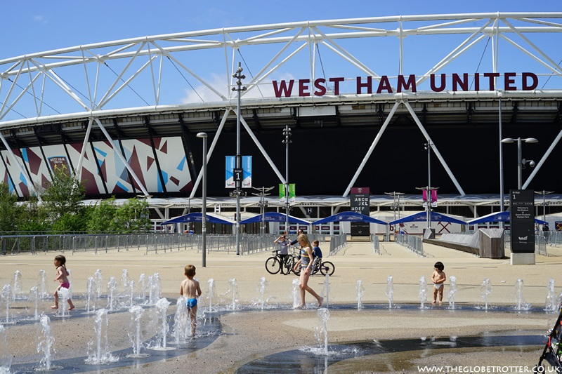 A day out at Queen Elizabeth Olympic Park https://www.theglobetrotter.co.uk/2019/06/queen-elizabeth-olympic-park.html…#London #travel #LondonStadium #outdoor #GetInspired #ad