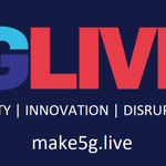 Image for the Tweet beginning: We believe it's time... #Make5GLive New from