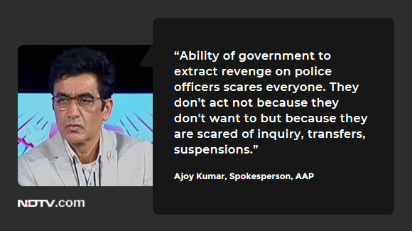 #DelhiViolence | Ajoy Kumar, Spokesperson, AAP on #TheBigFight