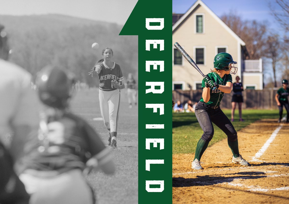 Last pitch for One Deerfield: Hit one out of the park with a gift before noon to beat last year's score! GO BIG GREEN! https://t.co/p23JCizzb0 https://t.co/4TFXZQZH5z