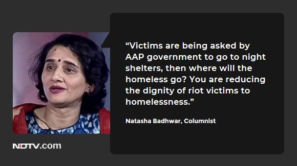 #DelhiViolence | Columnist and Filmmaker, Natasha Badhwar on #TheBigFight