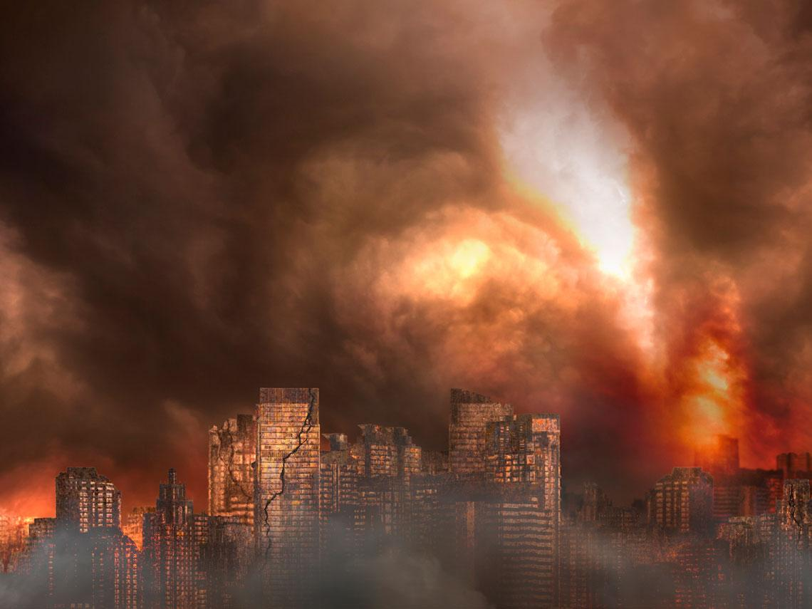 😮 ¿Cuándo se extinguirá la raza humana? #curiosidades👉https://bit.ly/2wisH4X