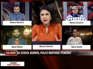 Watch | Three schools were ransacked and burnt down in N-E Delhi's Shiv Vihar on February 24. They kept calling the police but no help arrived. The schools were used by rioters to carry on attacks. #DelhiViolence