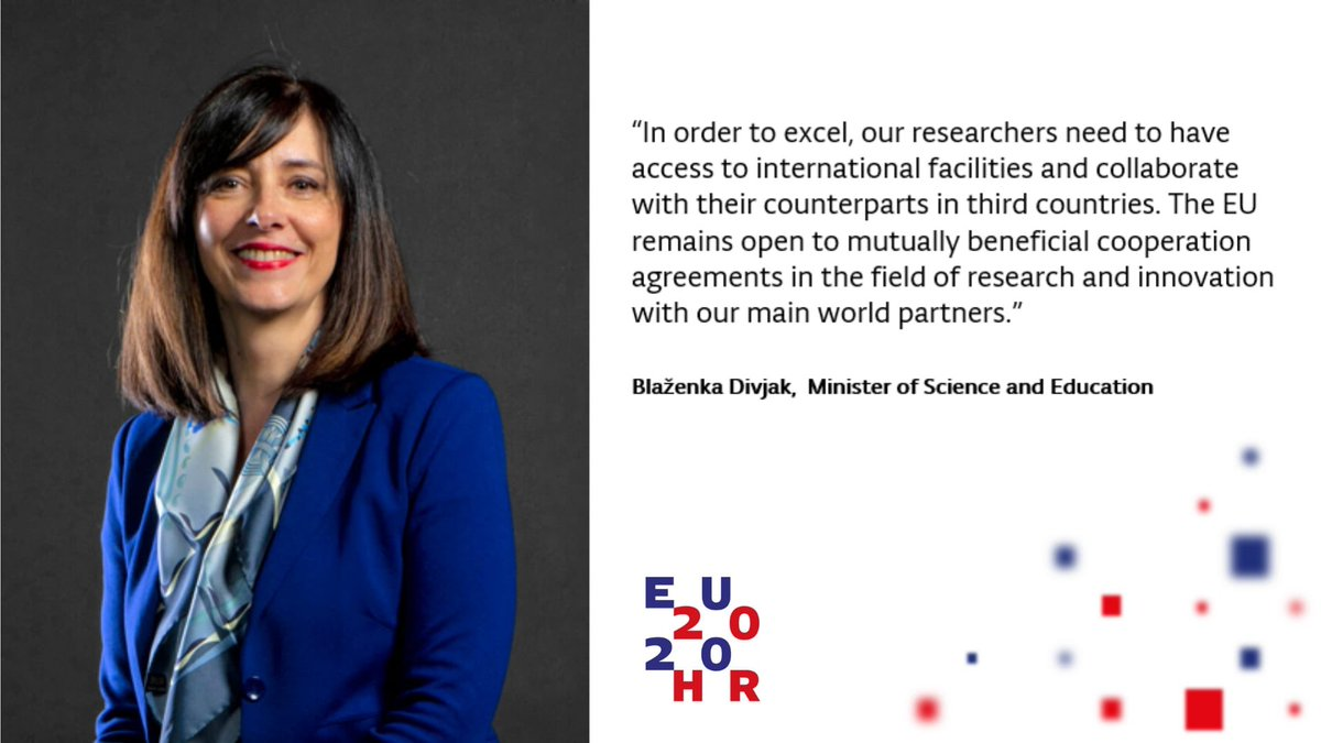 1st #EU2020HR #COMPET Council has finished!            Science knows no frontiers.