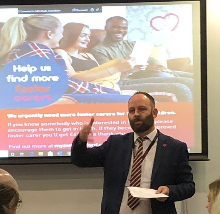 Representing @SalfordCVS at the launch of Salford's Housing strategy with @salford_mayor today. Big challenges including supporting vulnerable people but great conversations and a definite role for the #vcse sector
