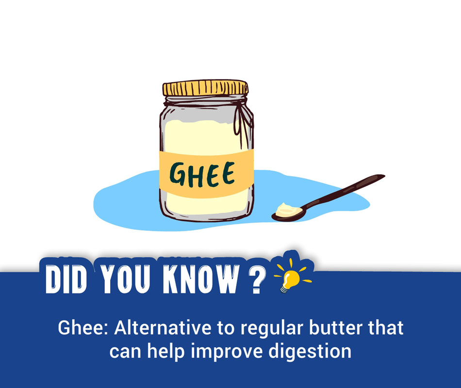 RT circlecareapp: #Ghee: Alternative to regular #butter that can help improve #digestionpic.twitter.com/MxDOHKoVNd