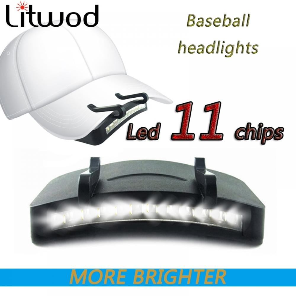 Litwod z30 super Bright 11 LEDs head lamp baseball light head Flashlight head Cap Hat Light Clip riding walking novelty light https://www.wanthelot.com/litwod-z30-super-bright-11-leds-head-lamp-baseball-light-head-flashlight-head-cap-hat-light-clip-riding-walking-novelty-light/… #fashion #tech #lifestyle #musthave pic.twitter.com/IWhVyrVBKe