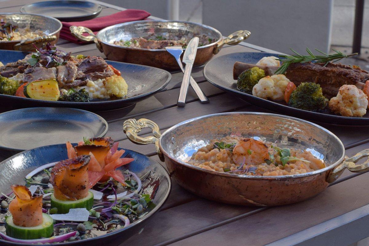 """Friday is my second favorite F word... My first is food, definitely food"" 🍲🥘🥗 Happy Friday... Make it a good one 💫✌🏼💫 #ankararestaurantdc • • #restaurant #finedining #eat #eats #eating #eeeeeats #food #foods #foodie #foodphotography #mediterranean #mydccool #dupontcircle"