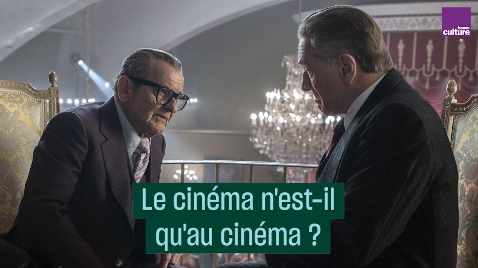 À quelques heures des #Césars, le cinéma français connaît une crise sans précédent. Pour autant, les plateformes de streaming sont-elles responsables d'un certain manque d'intérêt pour les œuvres cinématographiques ? #CulturePrime