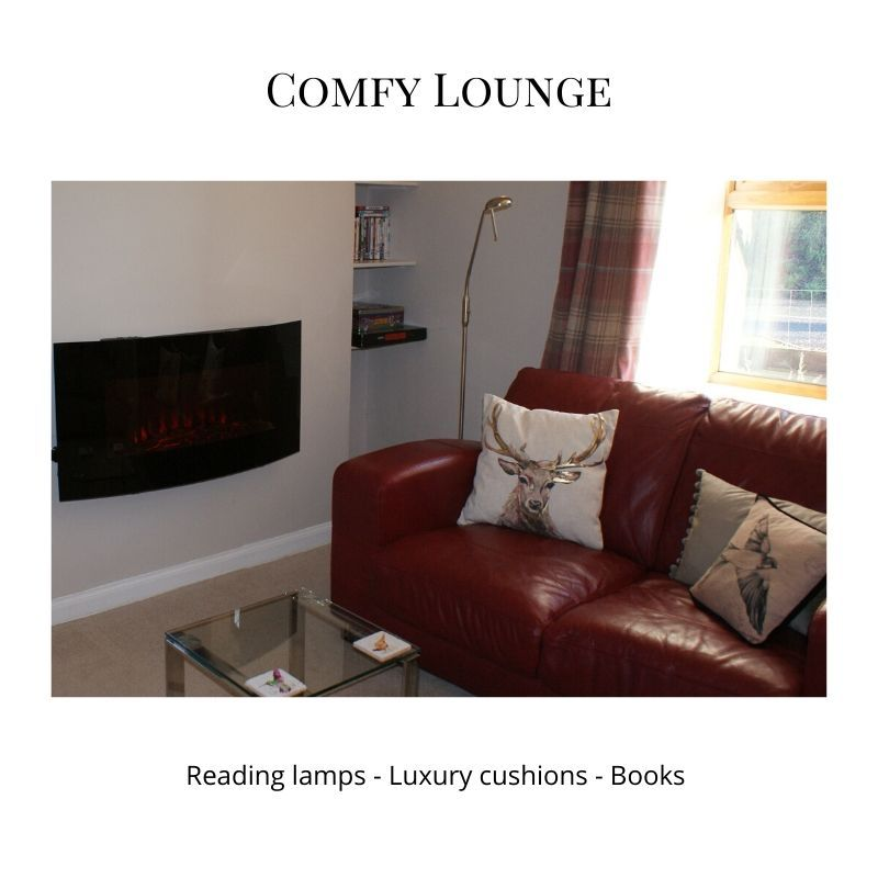 We love to make sure all our guests are comfortable, in every room of the cottage.  . .  @northeast250 #OnlyInScotland #self #catering #scottish #holiday #cottage #scotland #wildlife #nature #walking #dog #friendly #accommodation #vacation #rental #scotch #whisky #distillery