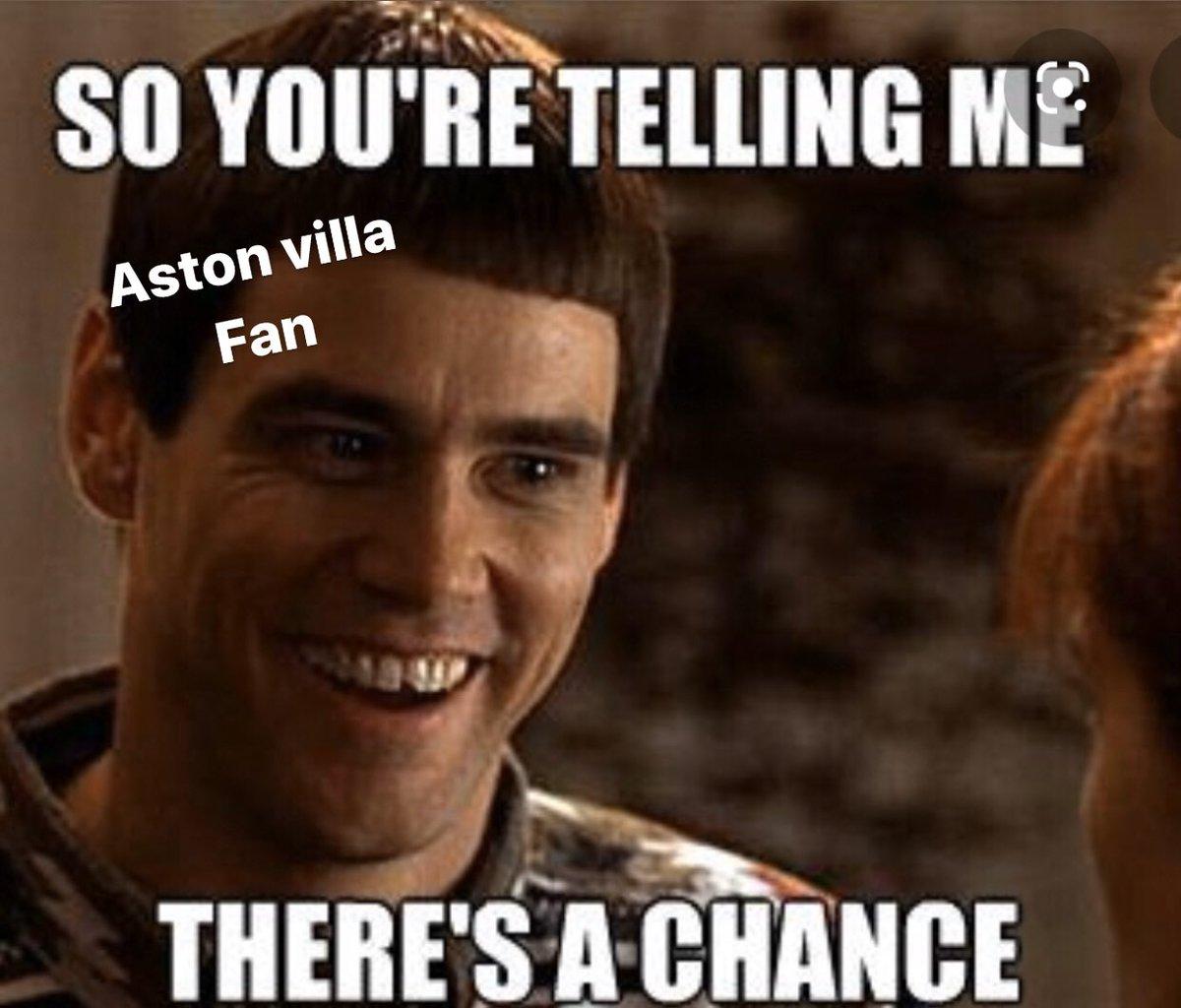 Aston Villa fans this weekend #astonvilla #mancity #avfc #mcfc #CarabaoCup #CarabaoCupFinal