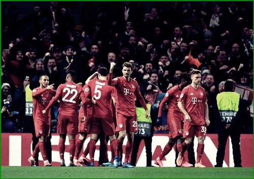 🏆#UCL   #CHEFCB   #1/8 (ida)🎙️ El Bayern Munich desarboló en la segunda parte al Chelsea FC en Stamford Bridge⚽️#FCB: Gnabry (2) y Lewandowski#ChampionsLeague #ChelseaBayern