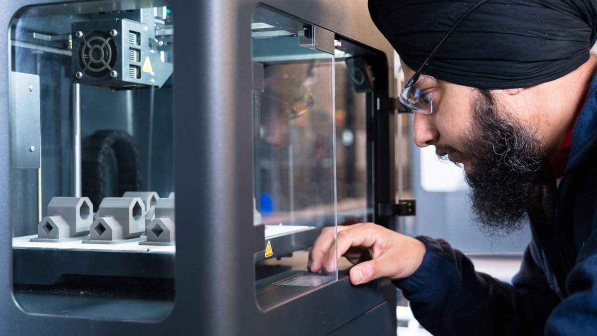 What are some of the benefits of #metal3Dprinting?   1. In metal 3D printing, complexity is free 2. 3D Printers can make parts no other machine can  Let us know in the comments what you would #3Dprint out of metal.  Learn more about the Metal X #3Dprinter: