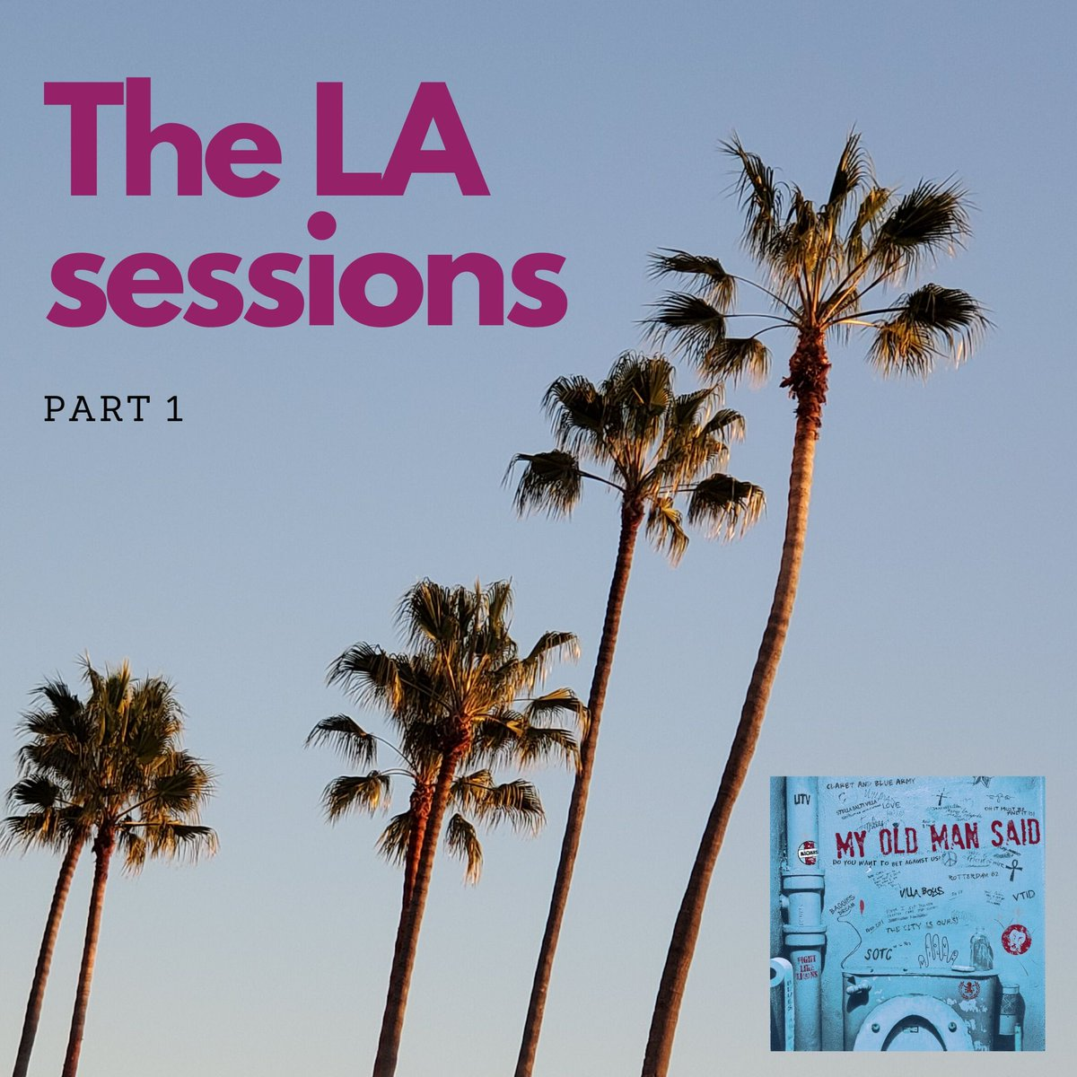 New MOMS🎙️show: LA Sessions Pt 1 - Aston Villa Life in Los Angeles with @bobstephenson & @oldmansaid  🗣️ #AVFC over the years, #LAFC, @ColinHanks' Sacramento ultimatum, Wembley hopes & cheek implants  Spotify:   Apple:   Please RT👍