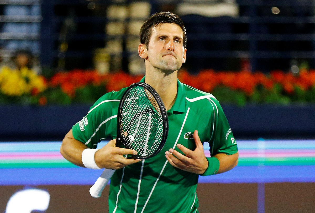 Novak Djokovic en Stefanos Tsitsipas staan tegenover elkaar in de finale in Dubai https://ad.nl/article/~a647fc6e…pic.twitter.com/m4zt9fDiHM