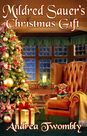"""""""A little chocolate goes a long way, no?"""" Mildred Sauer's Christmas Gift.   #christmas #iartg #gratitude #chocolate #friends"""