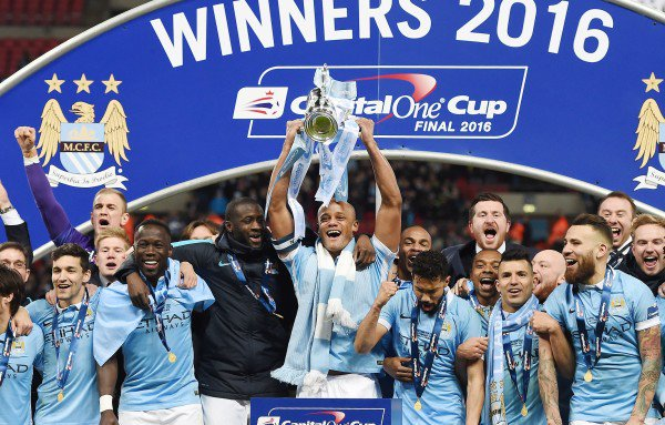 28th Feb 2016:Manchester City defeated Liverpool on penalties in the League Cup Final on this day 4 years ago.Ideal Birthday or Mothers Day Gift Idea for a #MCFC #ManCity Fan👉http://ow.ly/TjfZ50xxsAQ#AVLMCI #MCIAVL #CarabaoCup #CarabaoCupFinal
